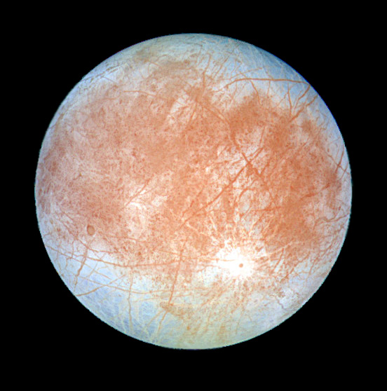 Jupiter Moon Europa (page 2) - Pics about space