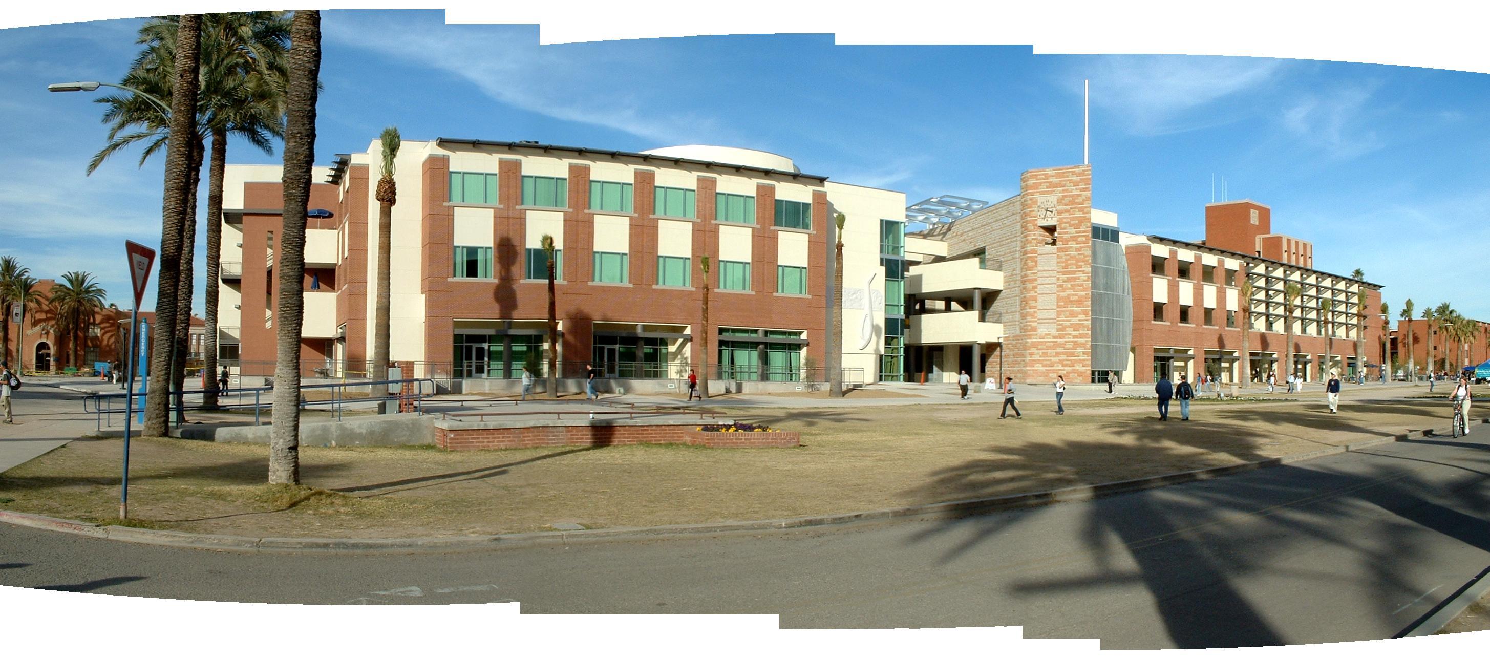 University of Arizona Student Union Building Tucson, AZ
