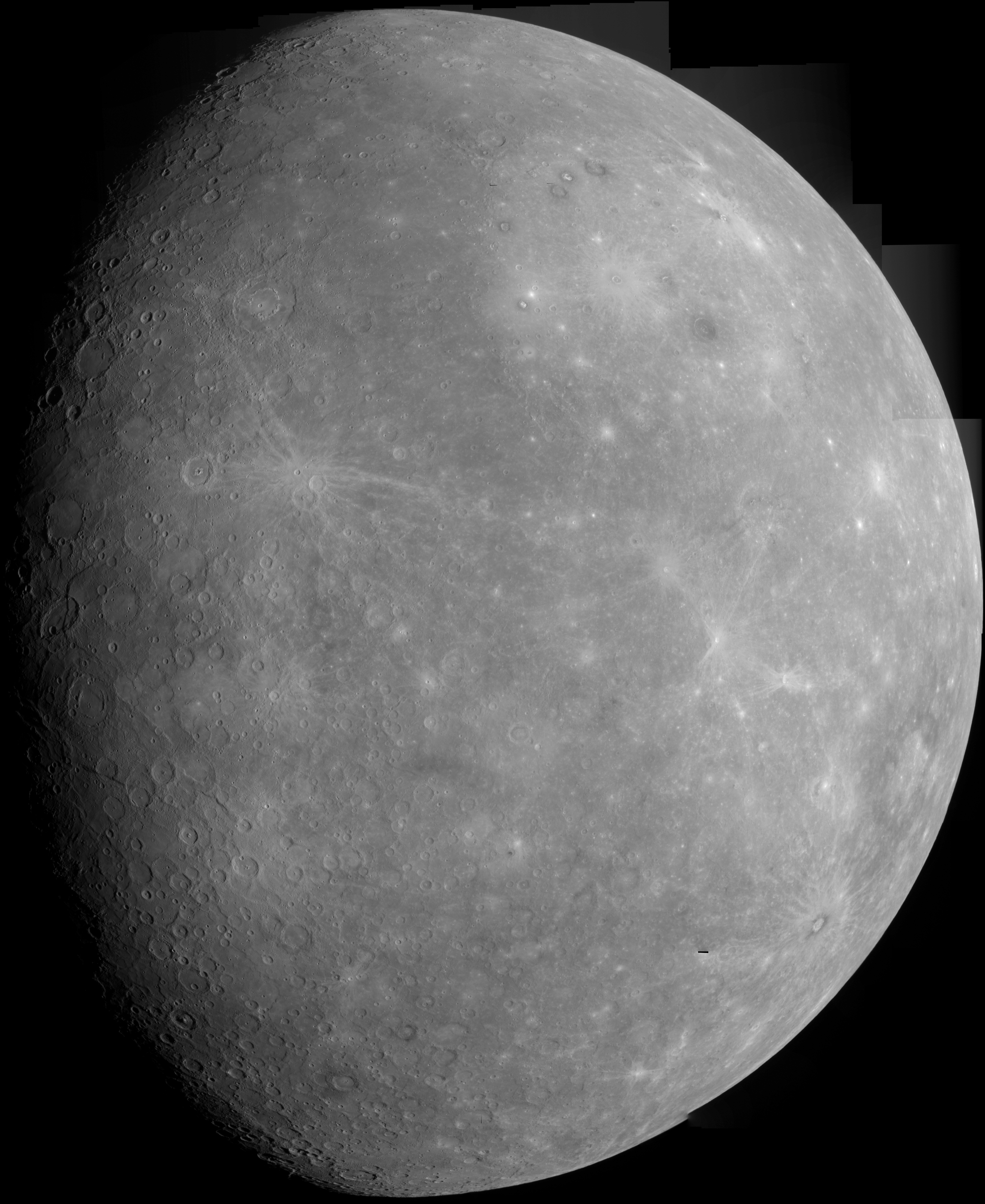 messenger spacecraft mercury discoveries - photo #15